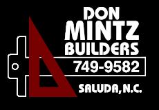 Don Mintz Builders